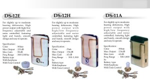 Hearing Aid DS