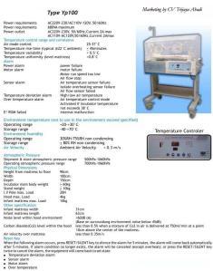 Incubator Bayi YP100