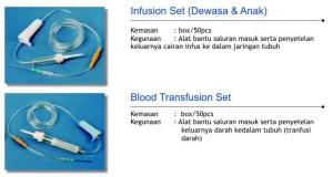 Infusion Set & Blood Set