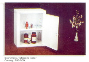 Instrument-Medicine-Locker