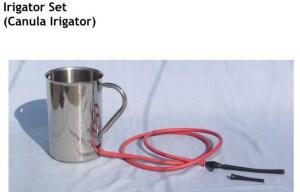 Irigator Set