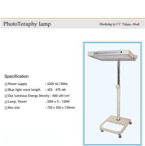 Lampu Phototerapy OM spec