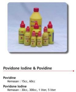 Povidine-Iodine
