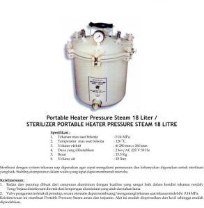 Steam 18 Liter