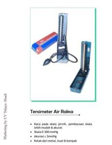 TENSIMETER Air Raksa