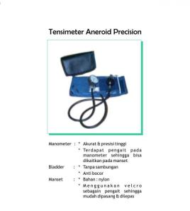 TENSIMETER Aneroid