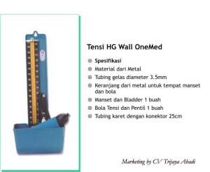TENSIMETER HG Wall