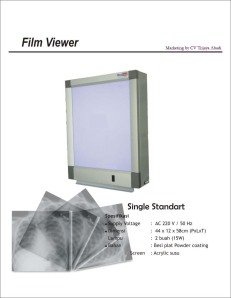 viewer lamp Single-Standart