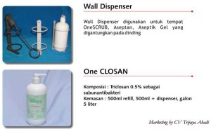 Wall-Dispenser