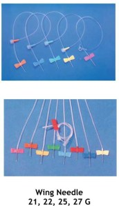Wing Needle