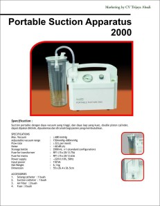 Suction-Portable-2000
