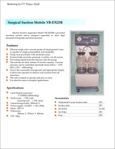 Surgical-Suction-YBDX-23B