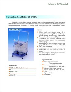 Surgical-Suction-YBDX-23D